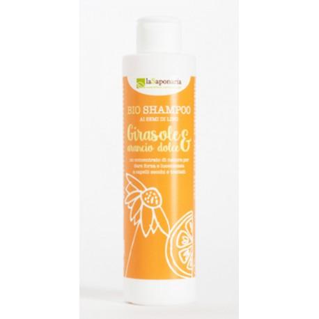 Shampoo Girasole e Arancio dolce