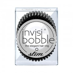 Slim True Black - Invisibobble
