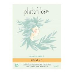 Hennè Rosso n.1 - Phitofilos