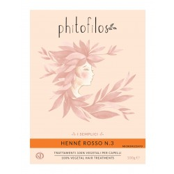Hennè Rosso n.3 - Phitofilos