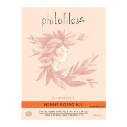 Hennè Rosso n.2 - Phitofilos