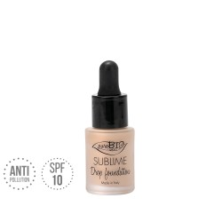 Sublime Drop Foundation - 01 PuroBio