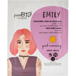 Maschera Viso Emily - Good Morning - PuroBIO FOR SKIN