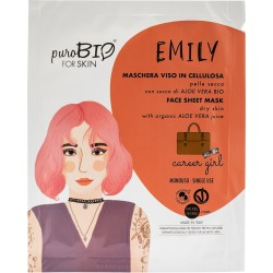 Maschera Viso Emily - Career Girl - PuroBIO FOR SKIN
