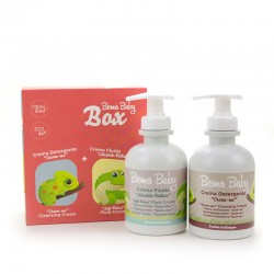 Bema Baby – Box Crema Detergente + Crema Fluida - Bema Cosmetici