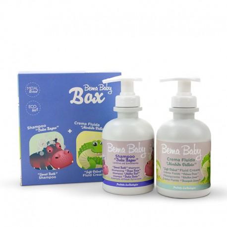 Bema Baby – Box Shampoo + Crema Fluida - Bema Cosmetici