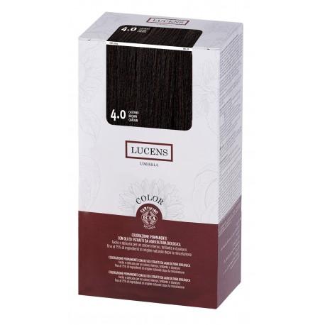 Tinta Color Lucens 4.00 - Castano